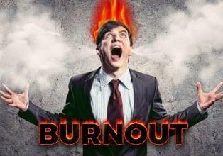 Burnout - Conheça e faça o teste para saber se você sofre desta síndrome.