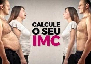 Calcular IMC - Conheça seu Índice de massa Corporal, o tão falado IMC